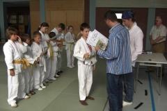 Kyu Prüfungen Kinder